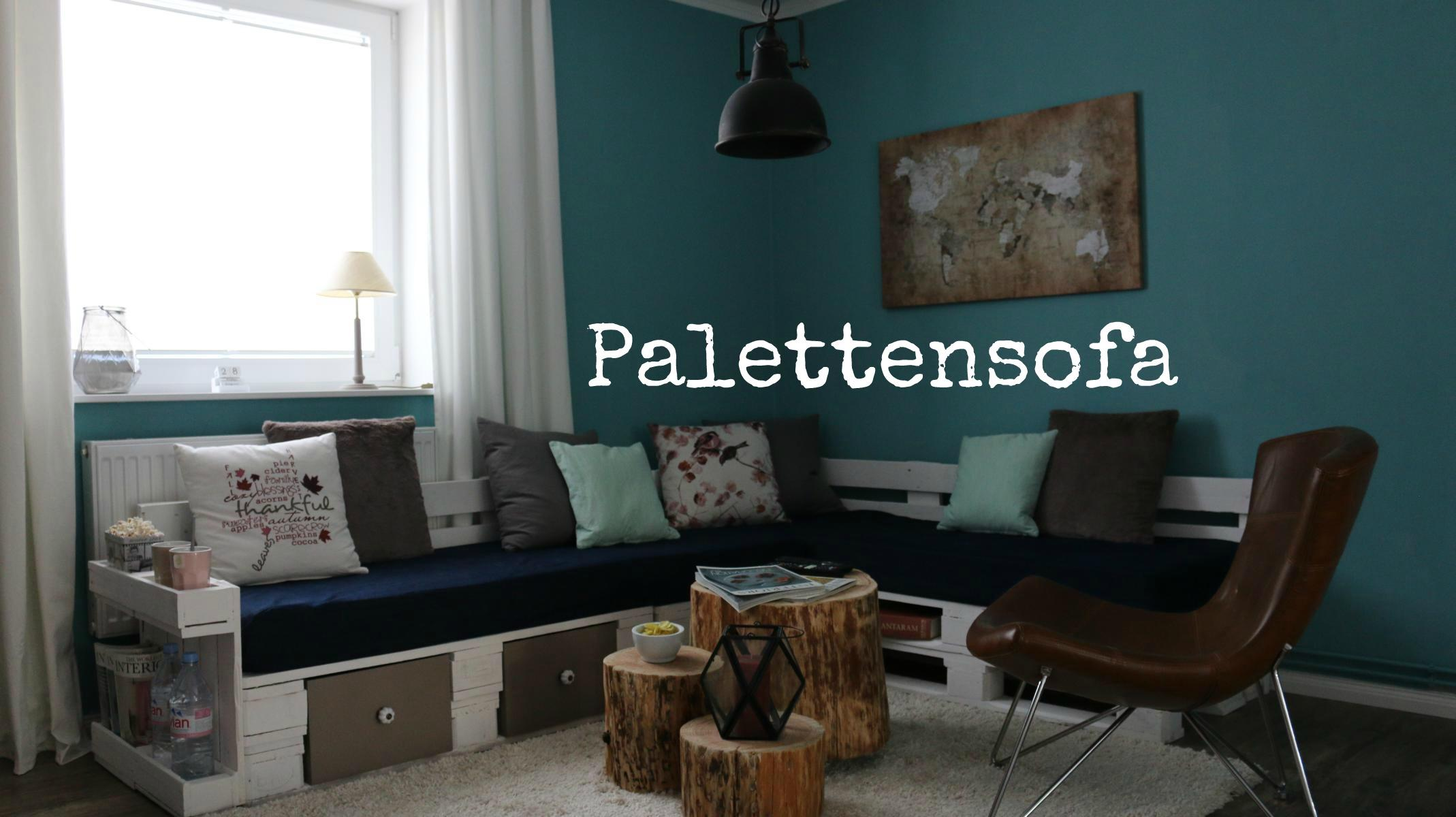 palettensofa sofa aus paletten anleitungen ideen. Black Bedroom Furniture Sets. Home Design Ideas
