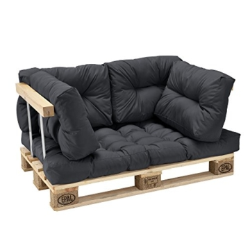 lehnen f r europaletten sofa couch lounge g nstig online kaufen. Black Bedroom Furniture Sets. Home Design Ideas