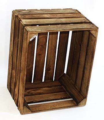 obstkiste wie aus dem alten land geflammt natur g nstig online kaufen. Black Bedroom Furniture Sets. Home Design Ideas