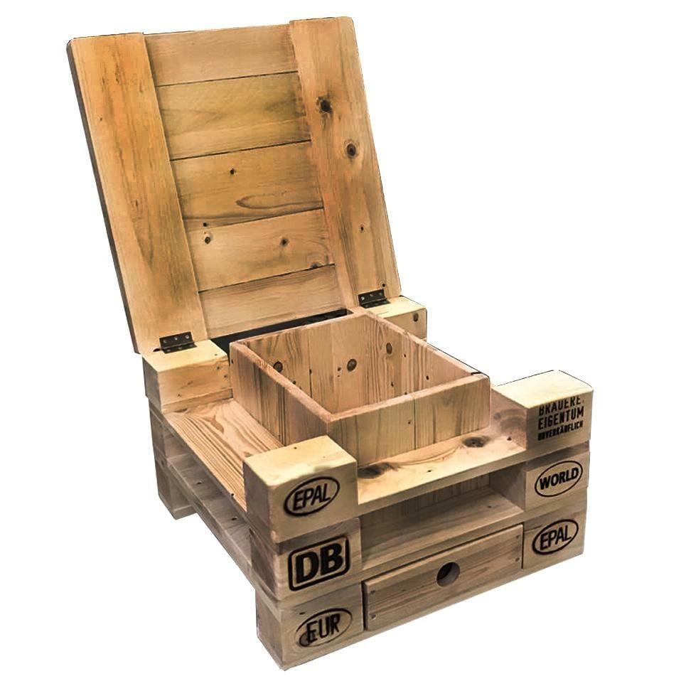 palettentische bauen kaufen tisch aus paletten shop. Black Bedroom Furniture Sets. Home Design Ideas