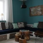 paletten-lounge-2 - wohnzimmer-palettensofa-sofa aus paletten