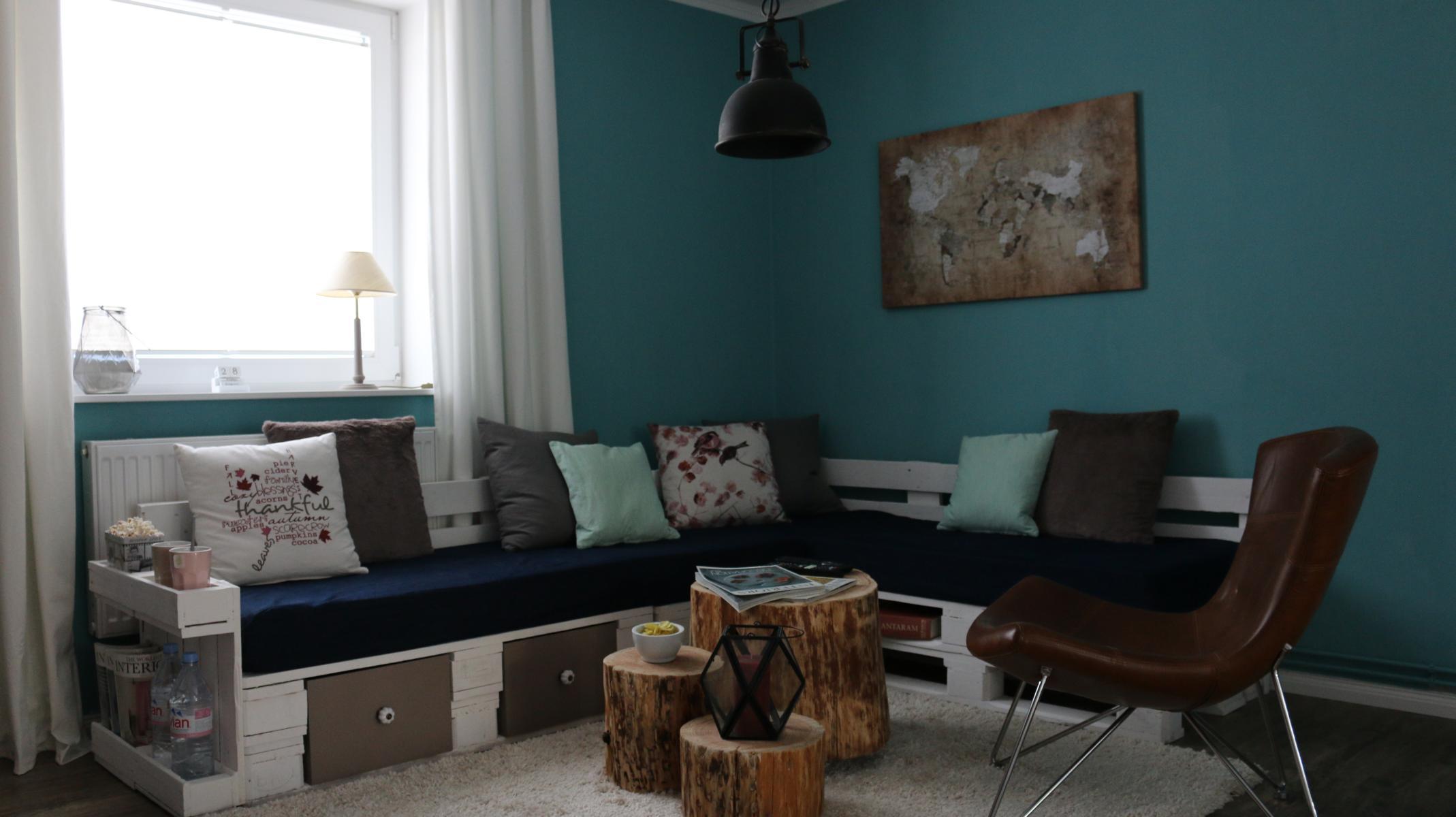 ᐅ Paletten Lounge Bauen Kaufen Palettenlounge Palettenmöbel Shop