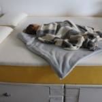 Matratze für Palettenbett