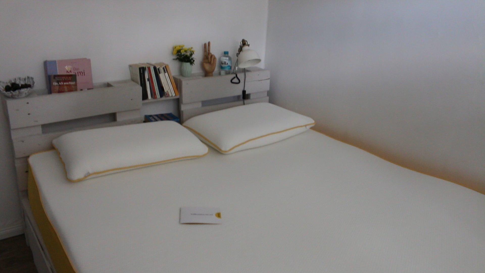 Matratzen für Palettenmöbel - Test Eve