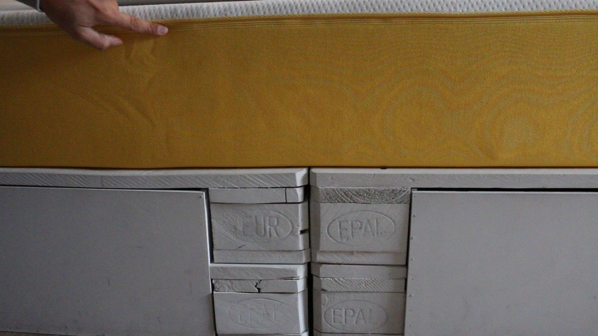Matratze für Palettenbett von der Firma Eve