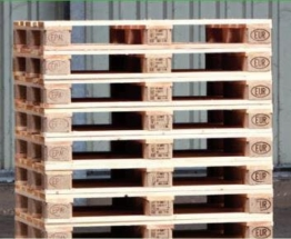 10 neue Europaletten für den Bau von Palettenmöbeln- Möbel