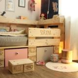 palettenm bel selber bauen shop diy ideen 2018. Black Bedroom Furniture Sets. Home Design Ideas
