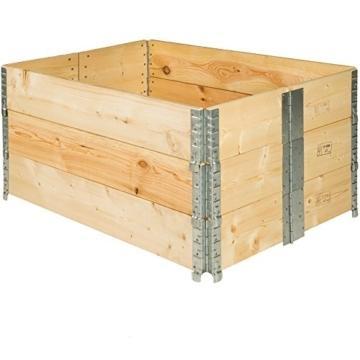 ᐅ Hochbeet Aus Europaletten Selber Bauen Bauanleitung Ideen Tipps