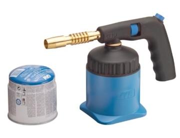 Bunsenbrenner – Lötlampe – Ideal um Palettenmöbel & Holzkisten zu Flammbieren -