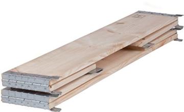 Hochbeet Aufsatz-Rahmen für Europaletten - faltbar 120 x 80 x 20 cm-7