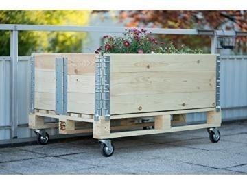 hochbeet aufsatzrahmen 40 cm hoch faltbar erweiterbar shop. Black Bedroom Furniture Sets. Home Design Ideas