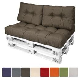 palettenpolster palettenkissen kaufen ratgeber kauftipps 2017. Black Bedroom Furniture Sets. Home Design Ideas