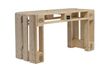 Palettenmöbel Sitzgruppe-Tisch aus Europaletten-10