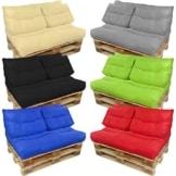 Palettenpolster - Sitzkissen und Auflagen für Palettenmöbel - Sofa - Couch - Sessel-7