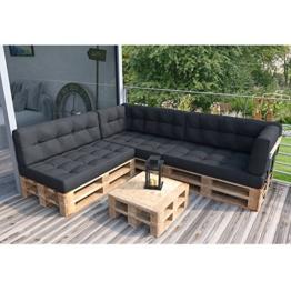 palettenm bel selber bauen anleitungen diy ideen tipps 2017. Black Bedroom Furniture Sets. Home Design Ideas