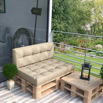 seitenkissen sitzkissen und palettenkissen sets verschiedene farben. Black Bedroom Furniture Sets. Home Design Ideas