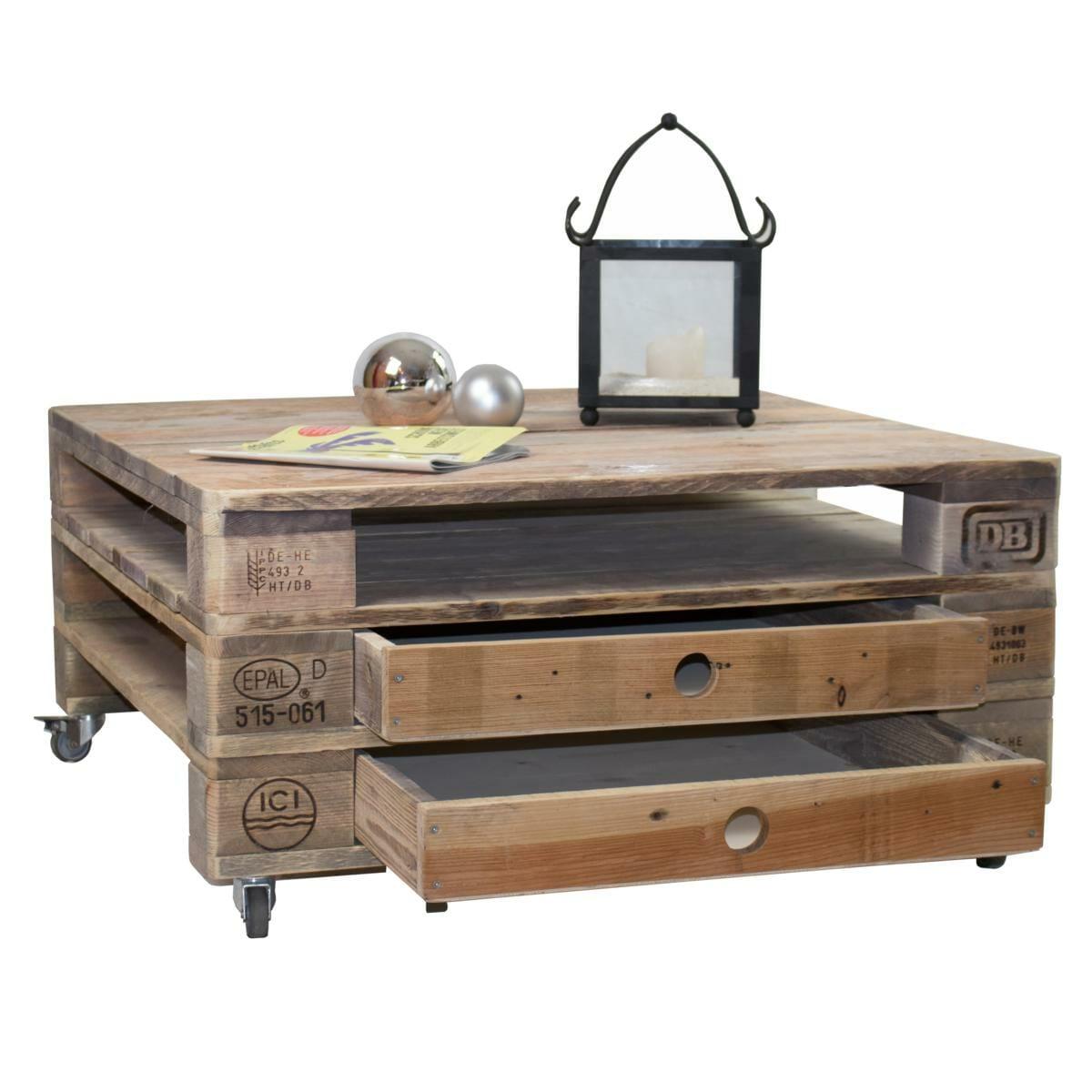 couchtisch aus europaletten selber bauen kaufen palettenm bel. Black Bedroom Furniture Sets. Home Design Ideas