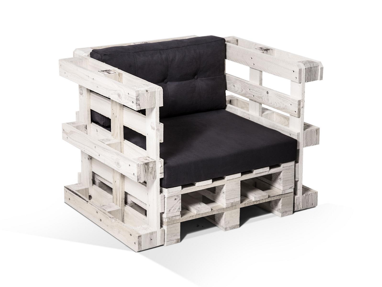 Sitzmöbel aus Paletten 16