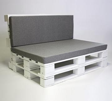 ᐅᐅ Supersack Palettenkissen Set Zusammenstellbar Palettenpolster