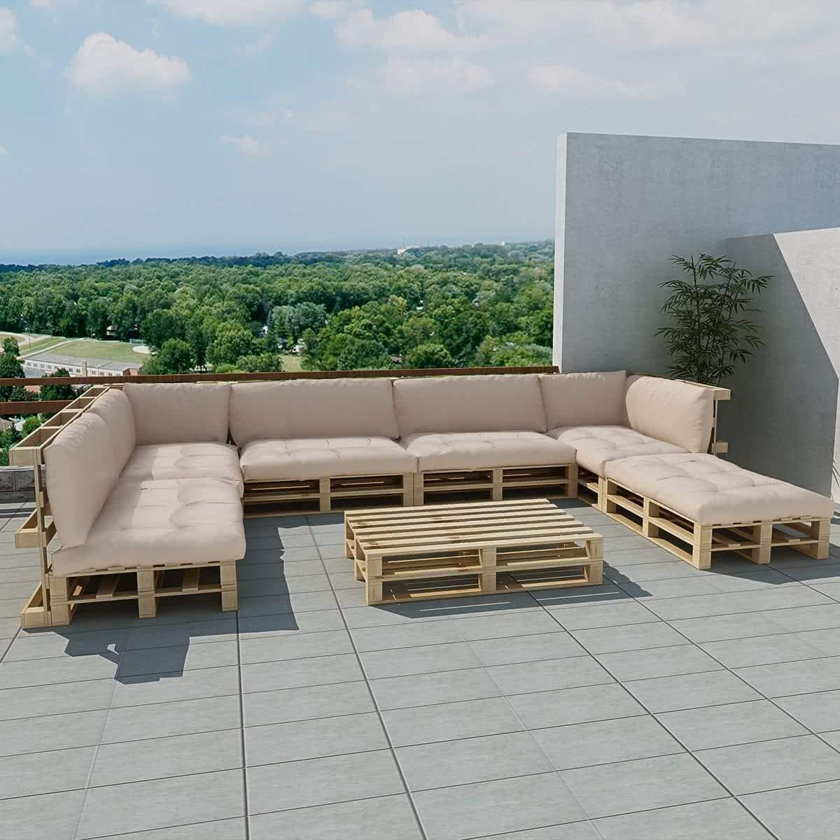palettenkissen outdoor shop gro e auswahl top qualit t. Black Bedroom Furniture Sets. Home Design Ideas