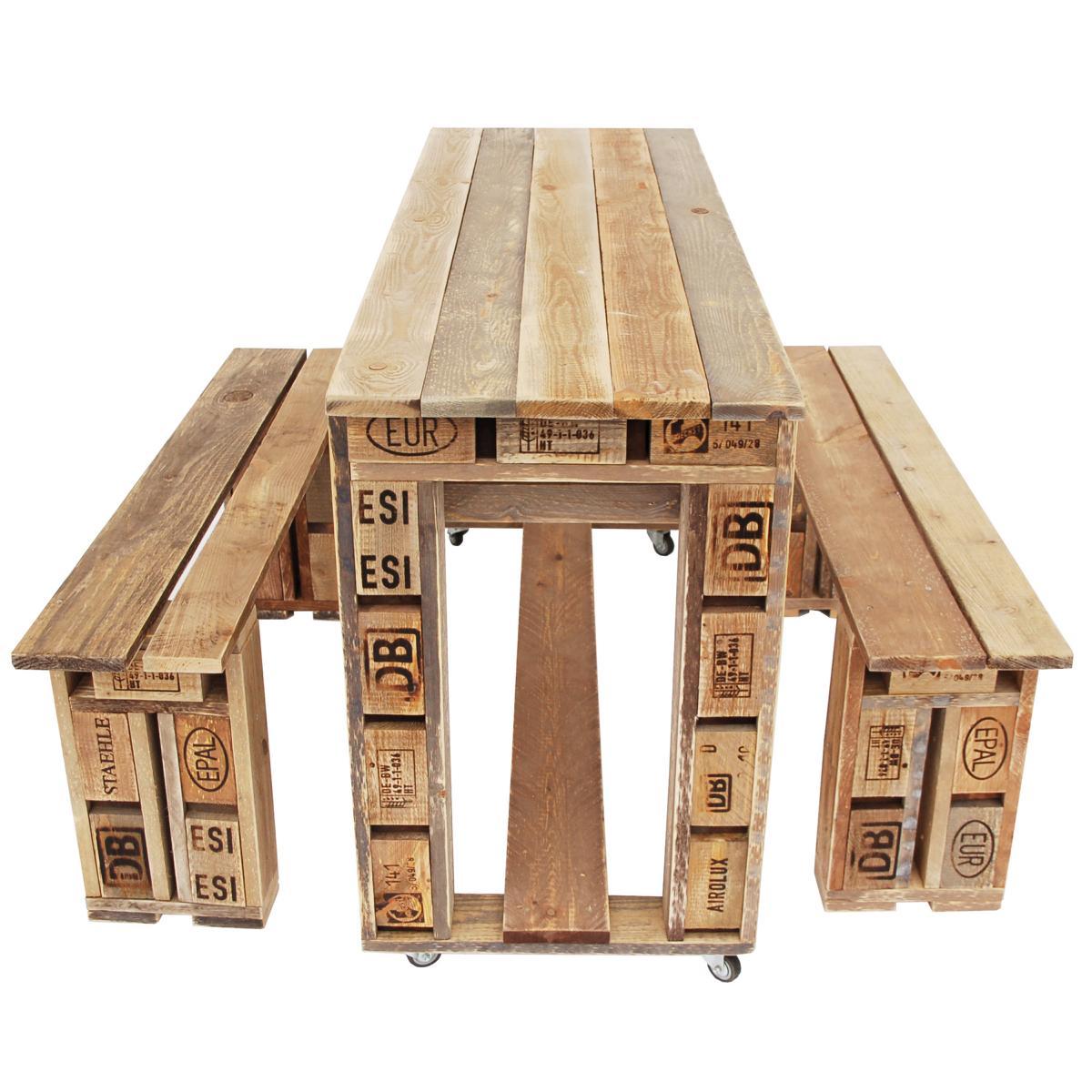Möbel aus Paletten Shop kaufen