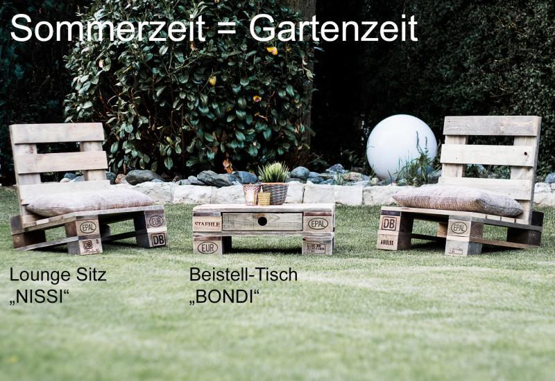 Gartenmöbel Aus Paletten   Palettenmöbel Garten