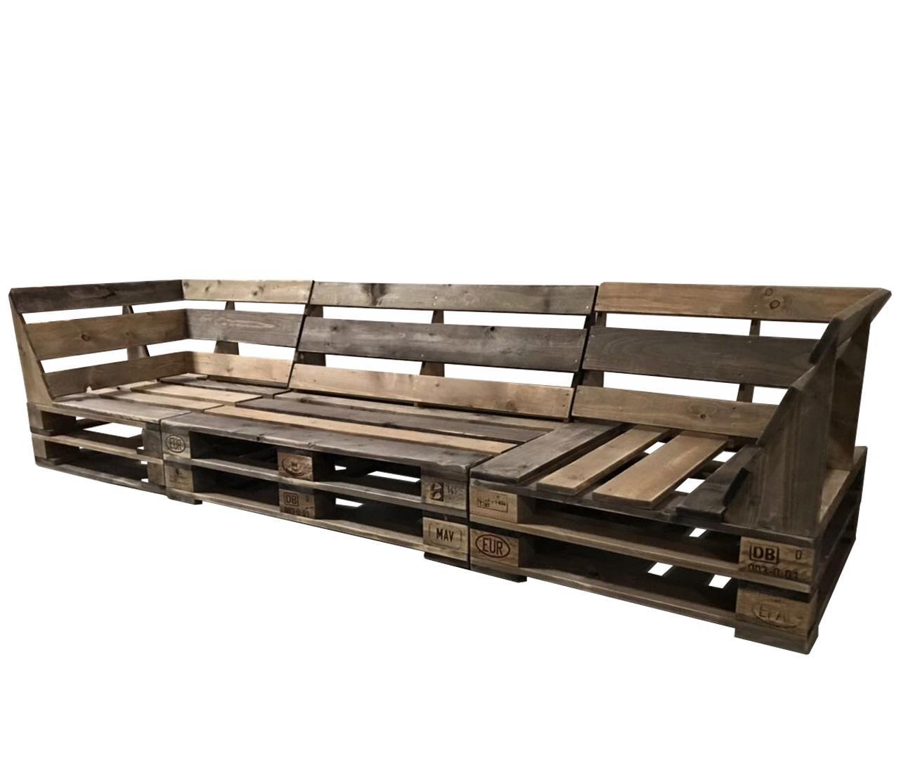 ᐅ Paletten Lounge Bauen Kaufen Palettenlounge Möbel Shop