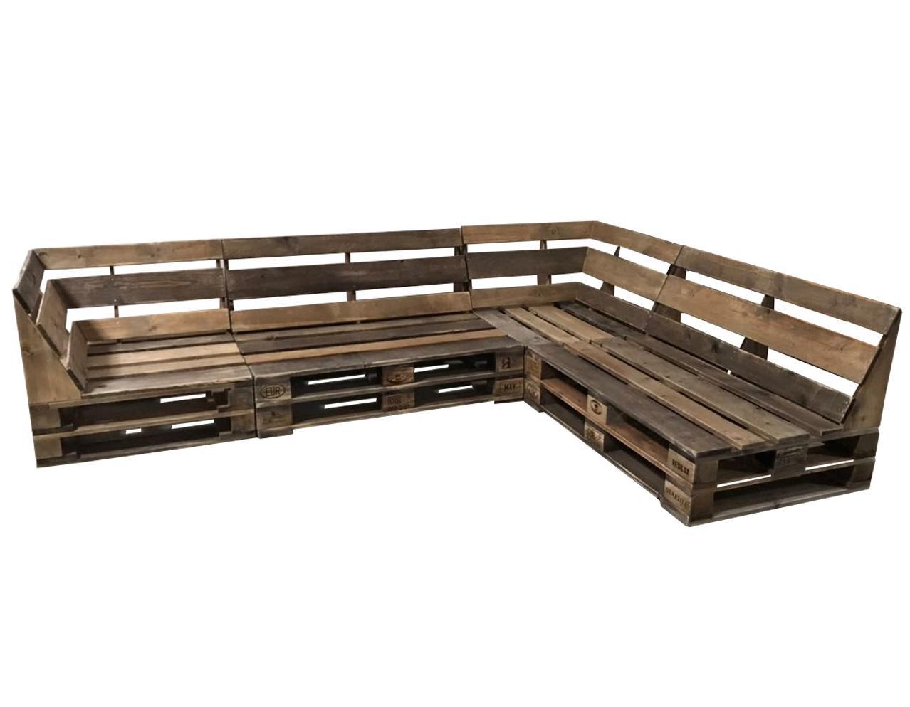 Paletten Lounge kaufen-Palettenlounge Möbel