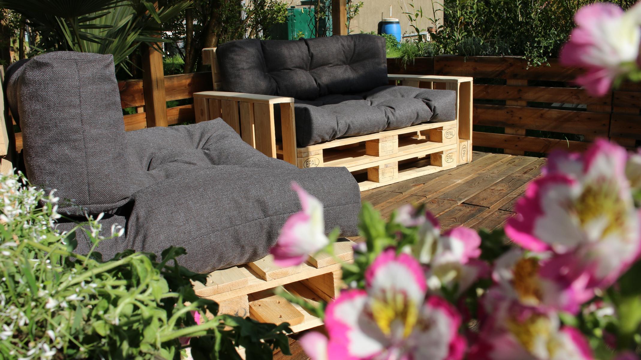 ᐅ gartenmöbel aus paletten ᐅ ideen & anleitungen | diy & shop angebote