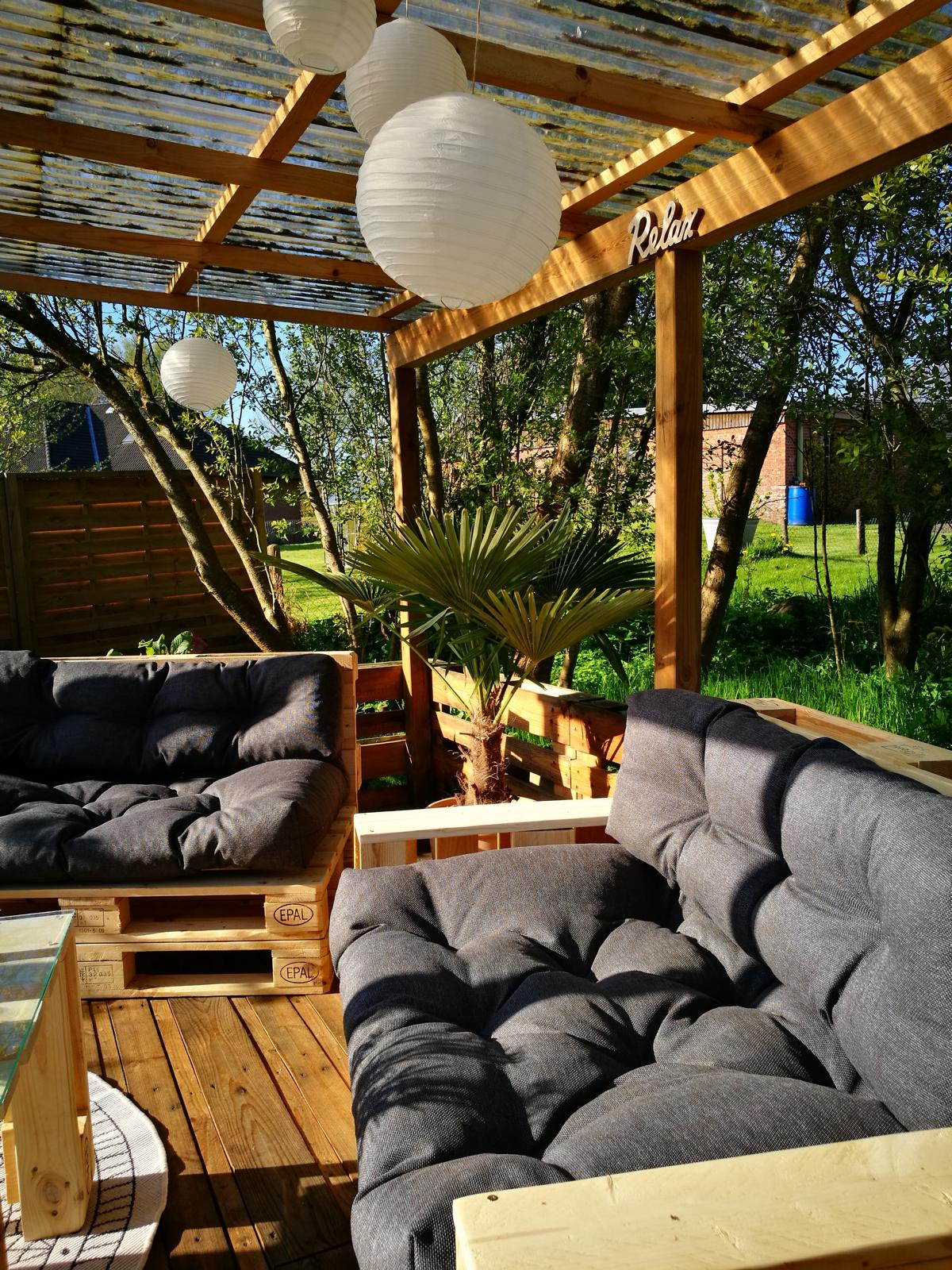 ᐅ Gartenmöbel Aus Paletten ᐅ Palettenmöbel Garten Diy Ideen Shop