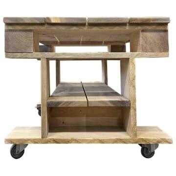 couchtisch beistelltisch aus europaletten palettenm bel shop. Black Bedroom Furniture Sets. Home Design Ideas