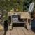 Grilltisch aus Europaletten Palettenmoebel Kuehlbox