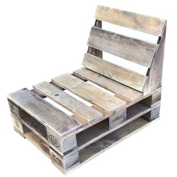 Palettenlounge Sofa aus Europaletten Palettenmoebel