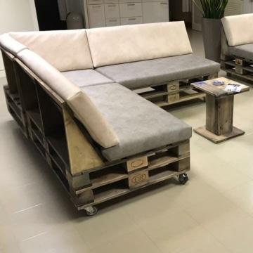 Premium Paletten Lounge