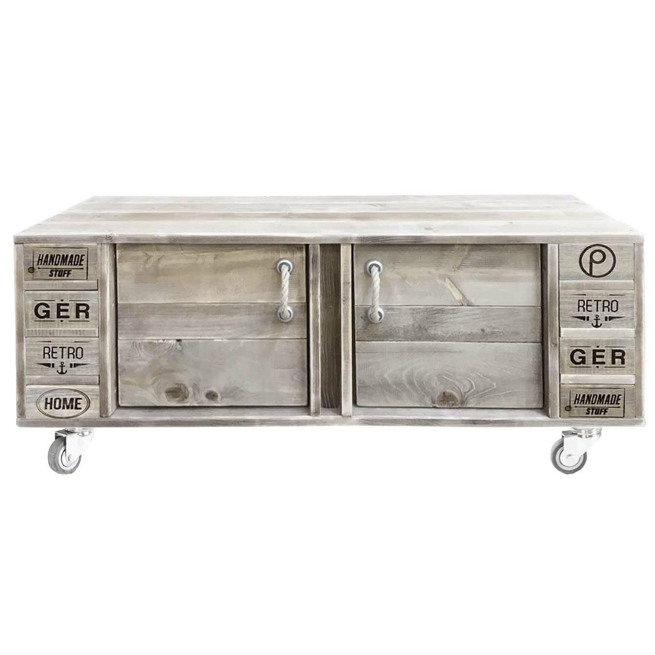 sideboard kommode lowboard aus paletten palettenm bel shop. Black Bedroom Furniture Sets. Home Design Ideas