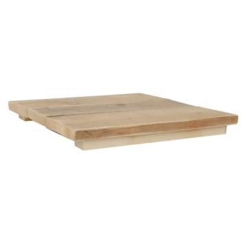 Wuerfel Deckel aus Palettenholz Palettenmoebel