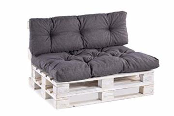 g nstiges palettenkissen set sitz r ckenkissen palettenpolster. Black Bedroom Furniture Sets. Home Design Ideas