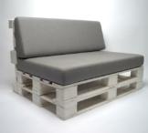 High Premium Palettenkissen Lounge Palettenmoebel