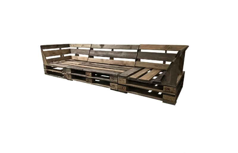 ᐅ Paletten Lounge bauen & kaufen | Palettenmöbel Shop