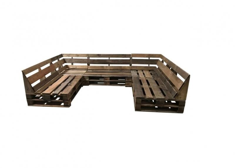 ᐅ Paletten Lounge bauen & kaufen | Palettenlounge Möbel Shop