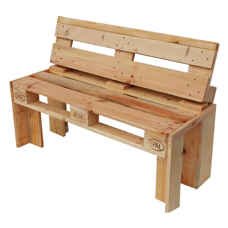 ᐅ Sitzmöbel aus Paletten selber bauen & kaufen | Palettenmöbel Shop